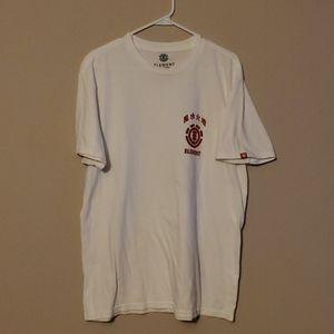 Element white tshirt